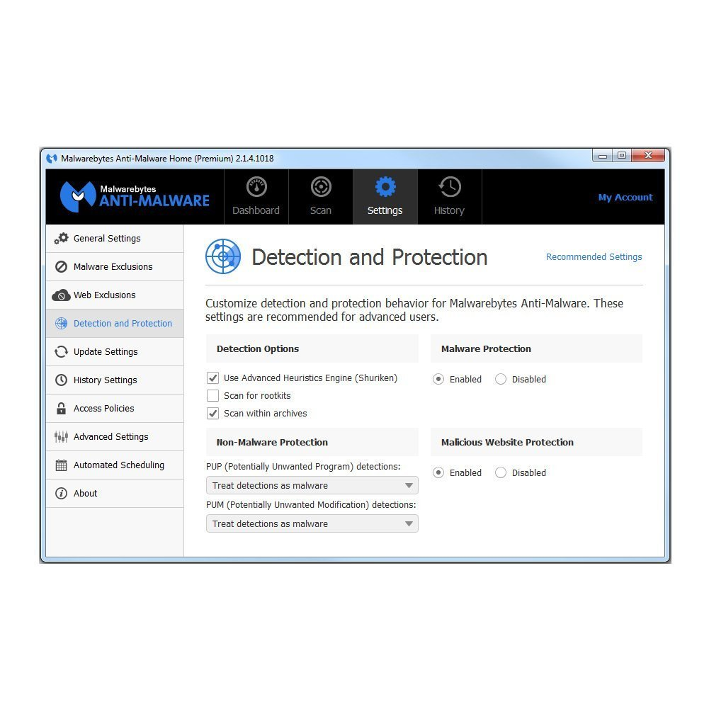 malwarebytes id and key free