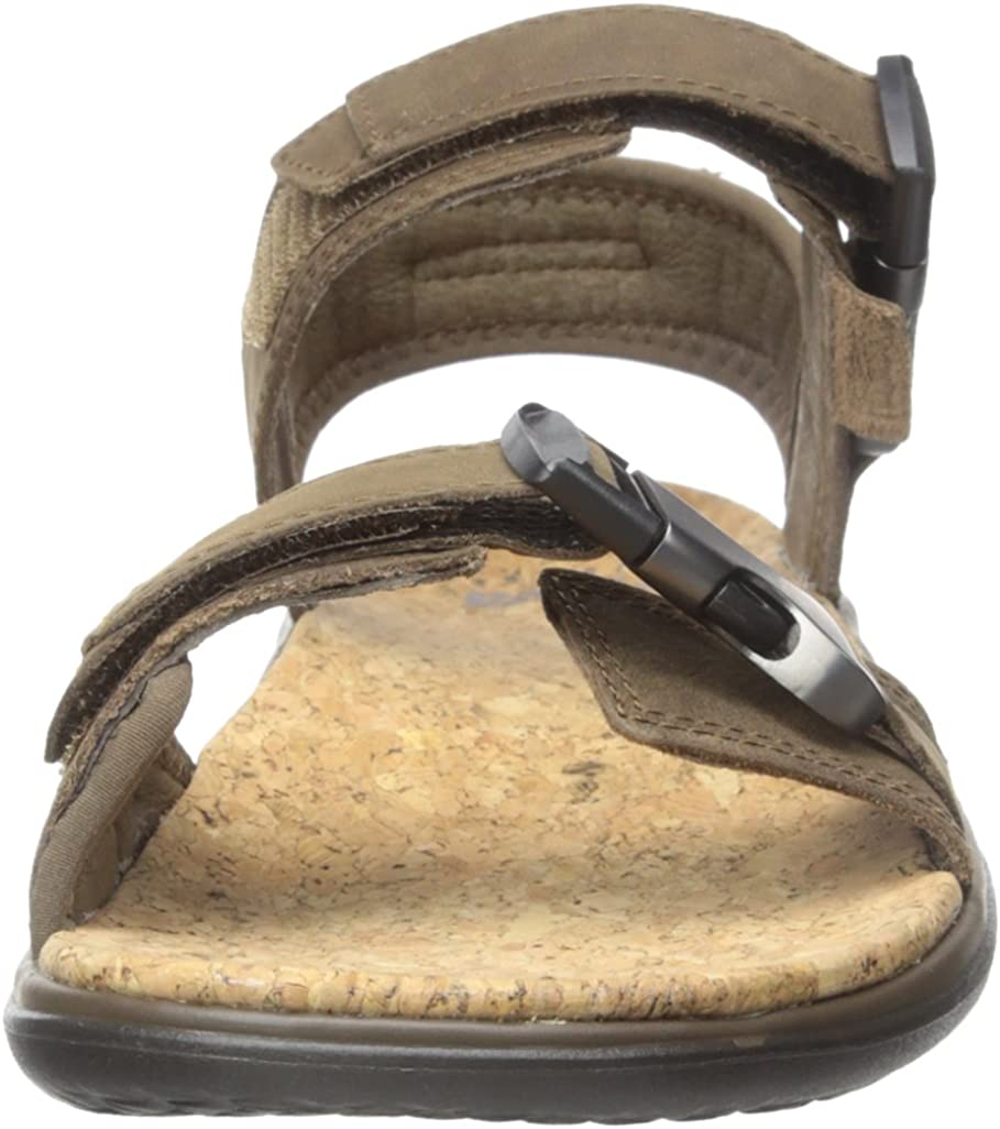 Teva Mens Terra-Float Universal Lux Leather Sandal