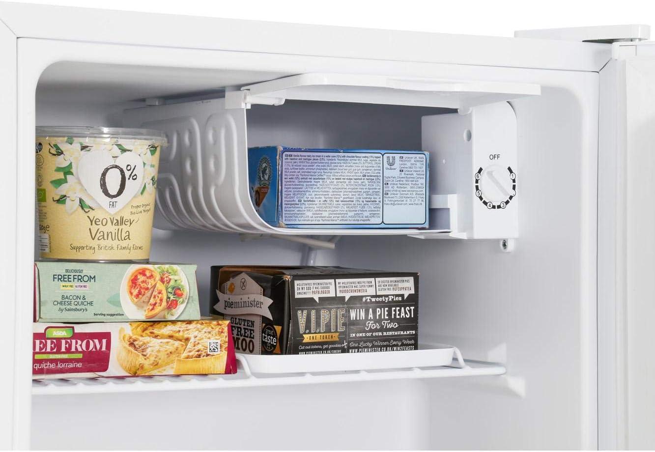 Lec R50052W.1 Freestanding Refrigerator White