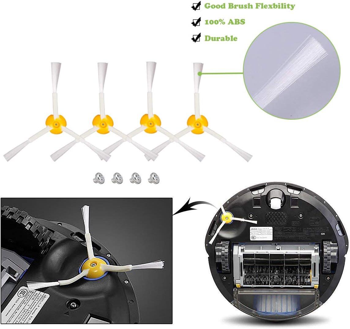 HoHome Accesorios para iRobot Roomba Serie 600, Roomba Cepillos Repuestos para 600 605 610 615 616 620 621 625 630 635 640 650 660 665 670 671 676 680 681 690 691 695 - un Conjunto de 15: Amazon.es: Hogar