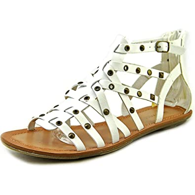a9b5be71c25 Nine West Womens Attractir Open Toe Casual Strappy Sandals