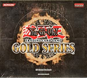 2008 YuGiOh Gold Edition Series Booster Pack (Hobby Exclusive) - Look for the CRUSH CARD!