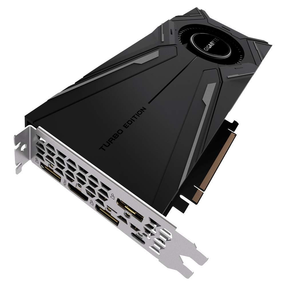Amazon.com: Gigabyte GeForce RTX 2080 Turbo 8G Graphics Card, Turbo Style Fan, 8GB 256-Bit GDDR6, GV-N2080TURBO-8GC Video Card: Computers & Accessories