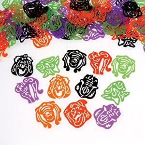 Halloween Stencil / Tracing Bookmarks ~ 24 Bookmarks Total ~ Plastic ~ New