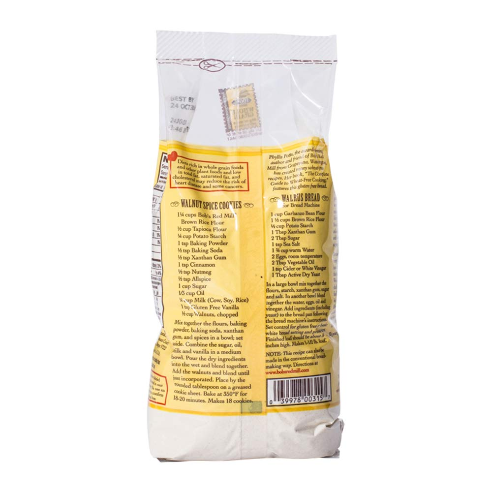 Bob's Red Mill, Brown Rice Flour, 24 oz by Bob's Red Mill (Image #4)