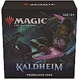 MTG Magic Kaldheim Prerelease Pack Kit - 6 Packs