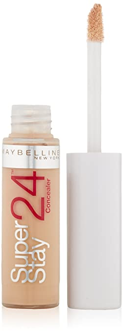 Amazon.com : Maybelline New York Super Stay 24Hr Concealer, Cream ...