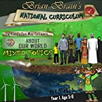 Brian Brain's National Curriculum KS1 Y1 About Our World Mixed Topics | Russell Webster