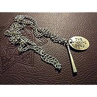 Negan's bat lucille necklace