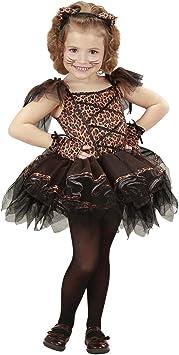 Bailarina Disfraz Leopard Tutu gato Disfraz infantil leopardo tutú ...