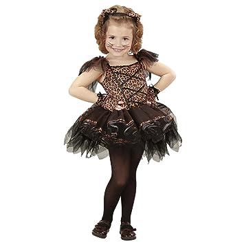 c5e4ae1b000d8 Déguisement de ballerine tutu léopard costume de chat pour enfant 110 cm  4-5 ans