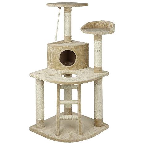 Cama para gato, de Bunty, con diseño de árbol, centro de actividad,