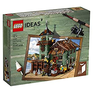 LEGO Ideas Old Fishing Store 21310 Building Kit (2049 Piece)