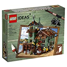 LEGO Ideas Old Fishing Store Building Kit