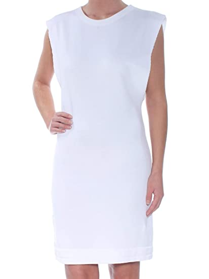 fe3d76dbb0c Britt Britt Shift Sleeveless Mini Dress at Amazon Women s Clothing ...
