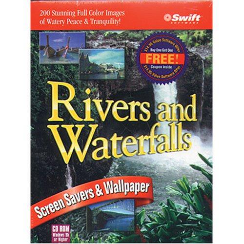 Rivers and Waterfalls Screen Savers and Wallpaper