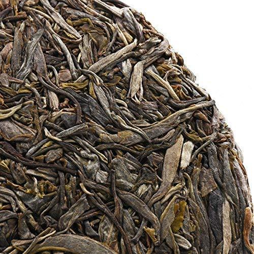 NanJie Spring of 2017 [Old Banzhang Tea King Tree] Ancient Tree Single Plant Pure Pu'er Tea by NanJie (Image #5)
