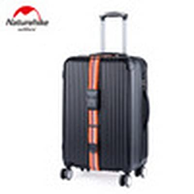 Valise Voyage NatureHike nylon sangles bagages Strapping Ceinture Bagages Sac à dos Valise Emballés 195 * 5CM-C NH23A023