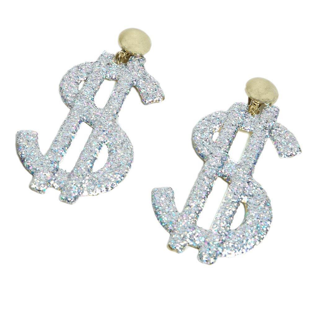 Generique - Boucles doreilles dollars RUB774ACC