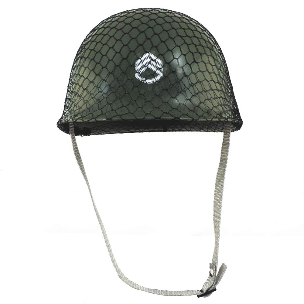 Jacobson Hat Company Childrens Green Army Helmet Costume Accessory by Jacobson Hat Company