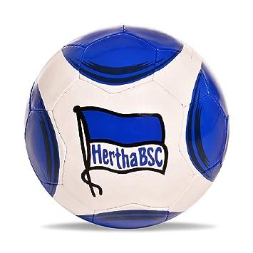 Hertha BSC Ball Fussball Classic Fahne blau HERTHA BSC BERLIN