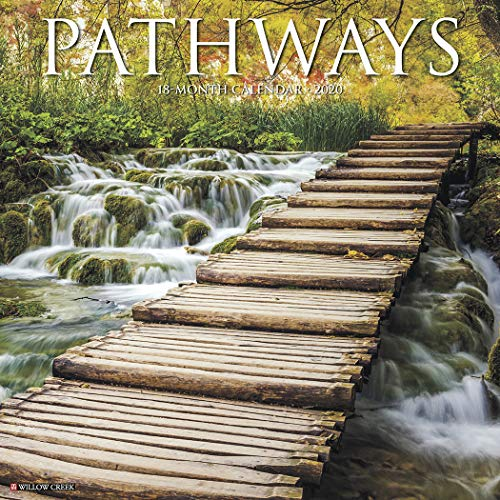Pathways 2020 Wall Calendar (Decor Wall Painting)