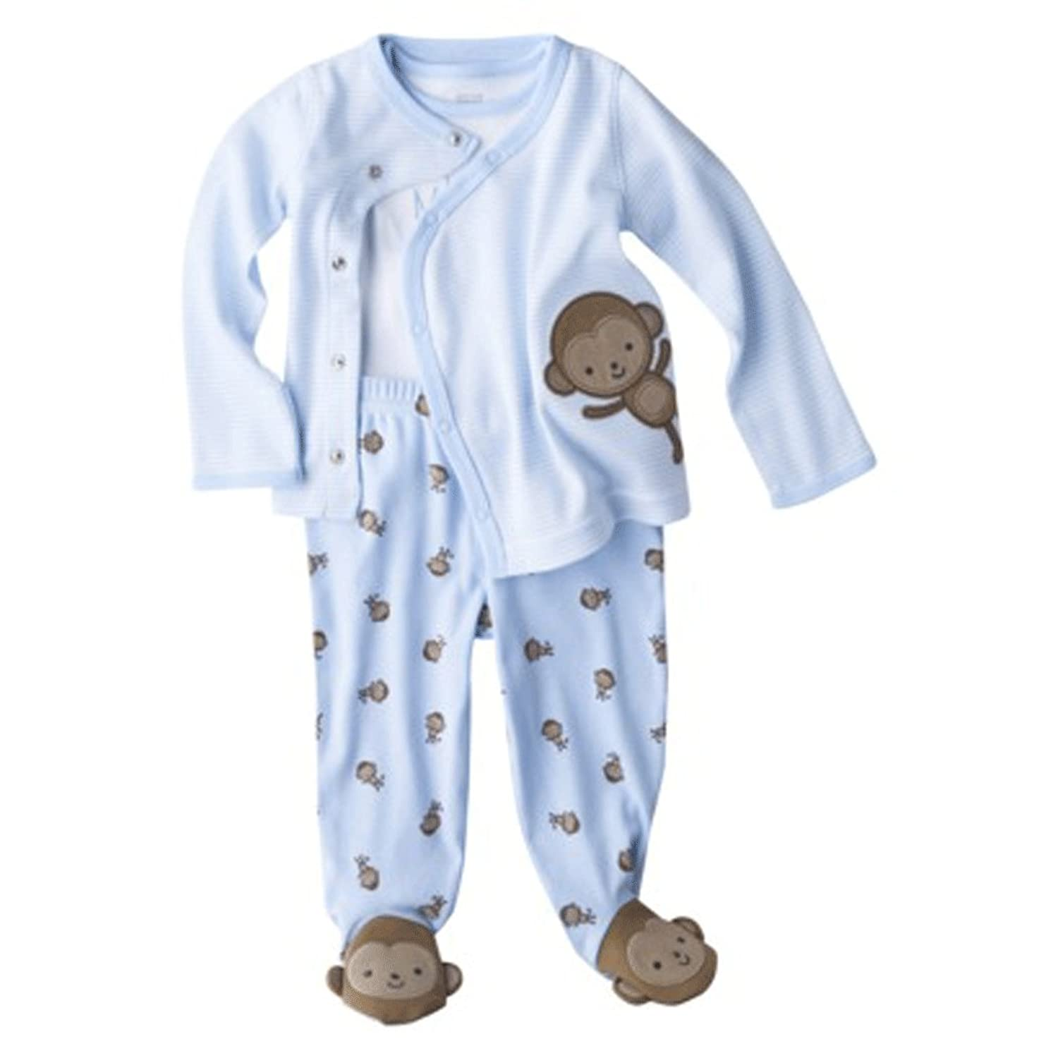 Amazon Just e You Made By Carter s Baby Boys Infant 3pc Set