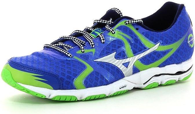 Mizuno Wave Hitogami - Zapatillas de Running – AW14, Color Azul ...