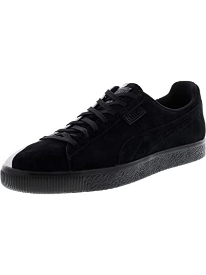 ffc0f57fc118 PUMA 363674-01 Men X Staple Clyde Black