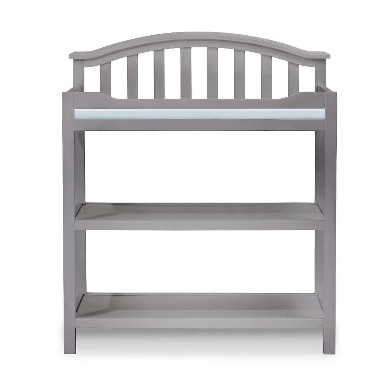 Sorelle Berkley Changing Table - Gray