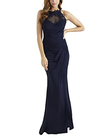 LIPSY Womens Long Sleeve Artwork Mini Dress at Amazon Womens Clothing store: