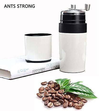Molinillo de café manual y bonificador de café portátil - único ...