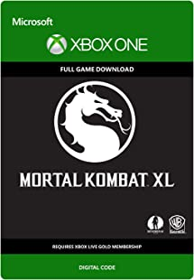 Mortal Kombat XL - Xbox One Digital Code