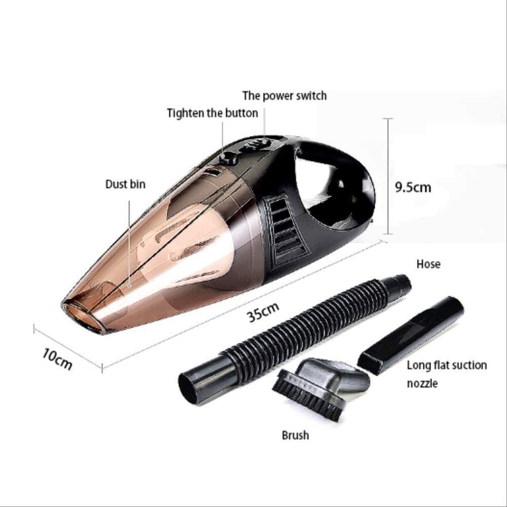 Hexiao sans Fil Vide, 22000 Pa Puissant bâton Vide Léger Aspirateur Rechargeable au Lithium-ION for Sol en Bois Tapis Pet Cleaner Tapis Cheveux (Couleur: A) xiao1230 (Color : B) A