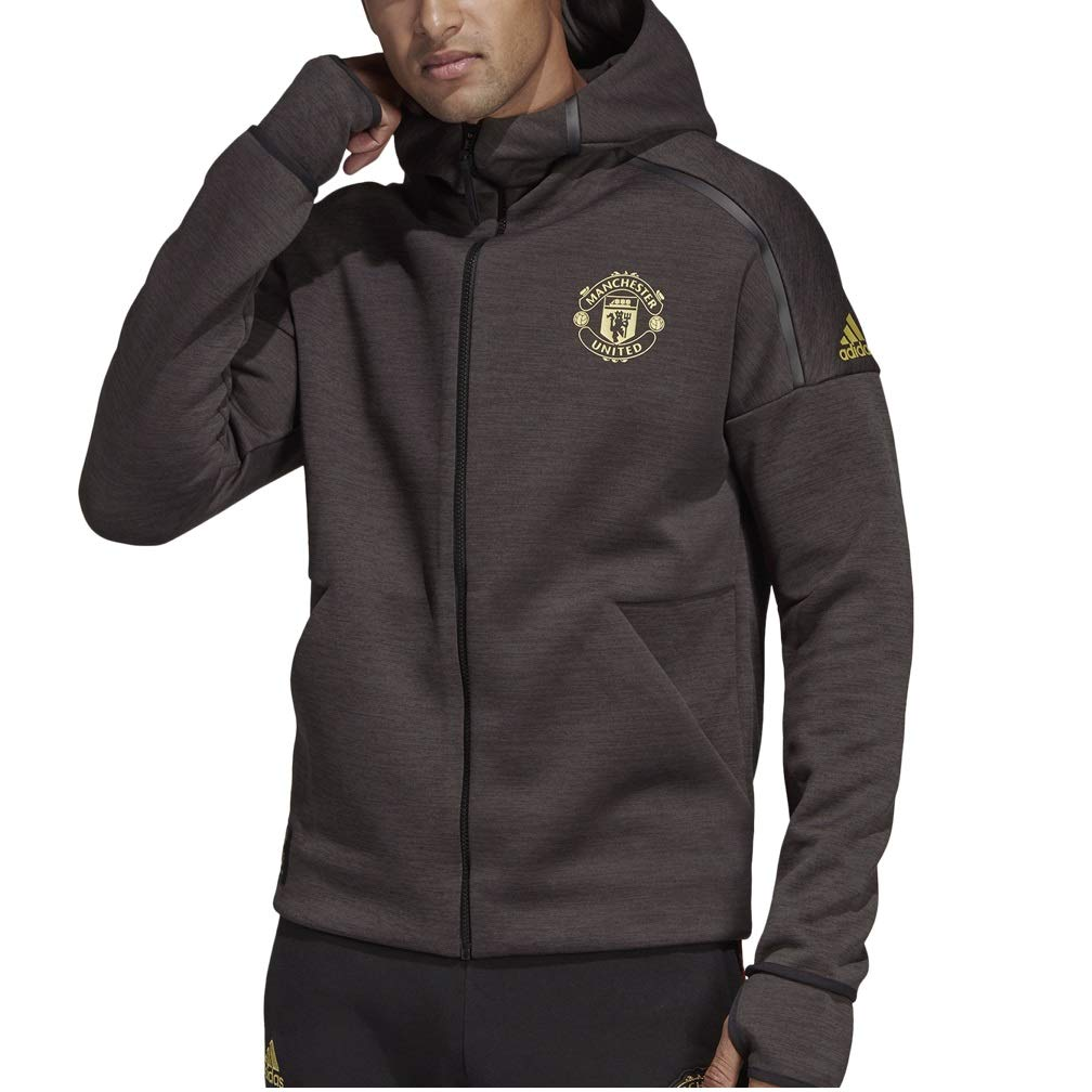 cdc8abfb23 adidas Men's Manchester United Chinese New Year ZNE Hoodie