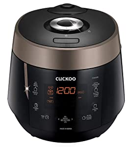 5 Best Korean Rice Cookers Models Reviews 2020 - Expert's Guide 8