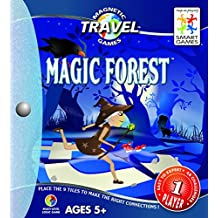 Smart Games Magnetic Travel Game, Magic Forest