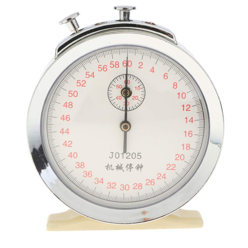 D DOLITY Reloj Cronómetro Herramienta de Experimento Física ...