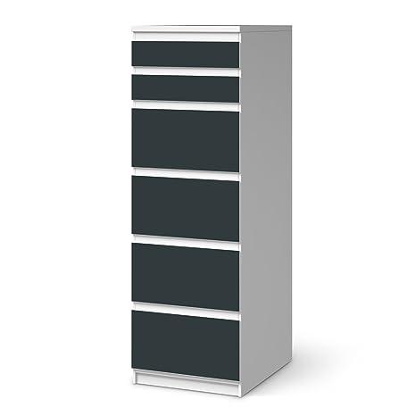 Malm Cassettiera 6 Cassetti.Ikea Malm 2 3 4 6 Cassetti Mobili Della Pellicola Design Vari