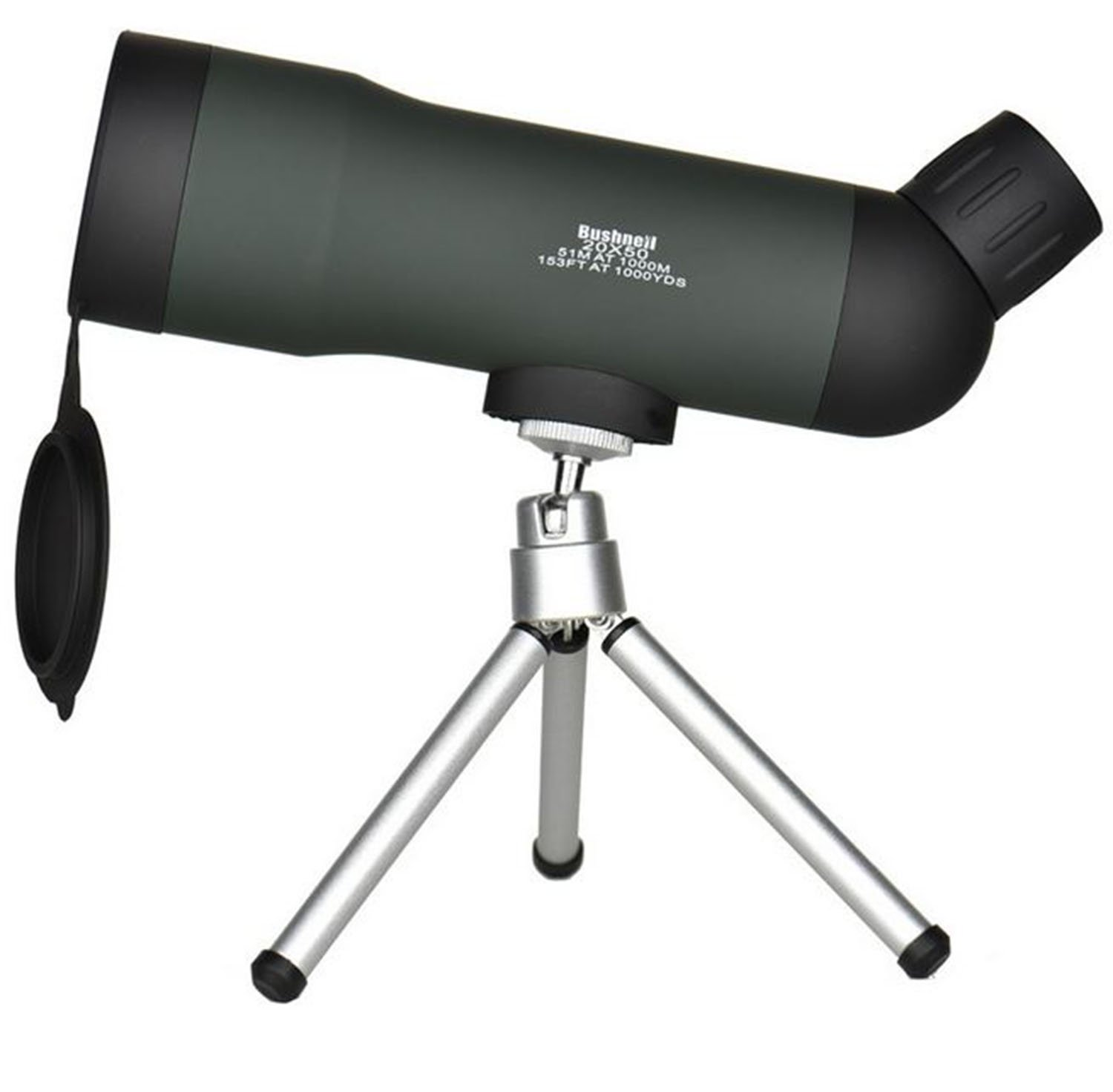 BOW 20x50 Waterproof Telescope Monocular Telescope,with Tripod Low Light Night Vision,Telescope for Taking Photos/Bird Watching/Hunting/Camping/Concert