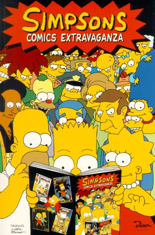Simpsons Comics, Sonderband 1: Extravaganza
