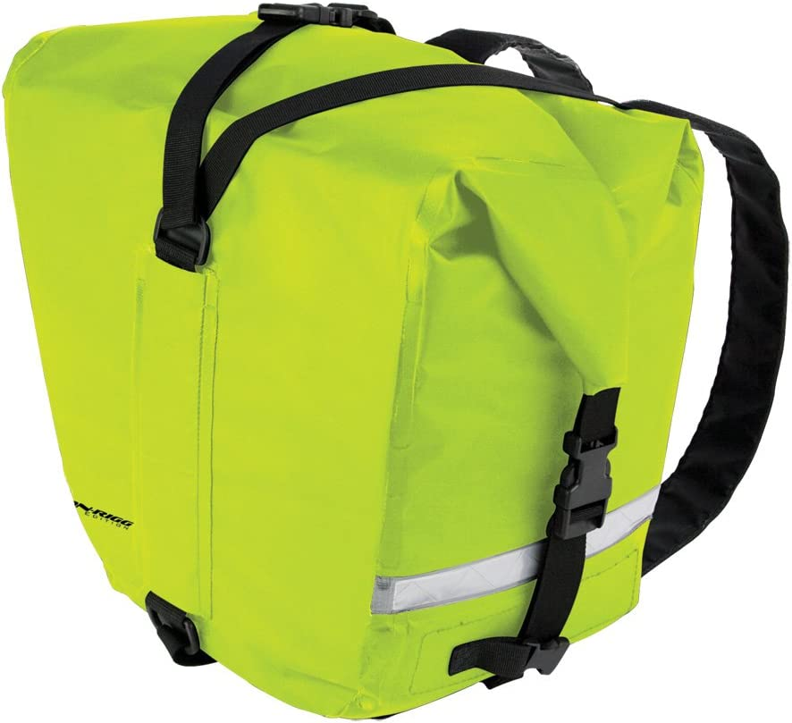 Nelson-Rigg Hi-Visibility Orange Adventure Dry Saddlebag SE-2060-ORG