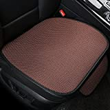 DEALPEAK Breathable Ice Silk Car Seat Cushions Four
