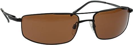Serengeti - Gafas de Sol Modelo Lamone Negro Mate, Lentes de ...