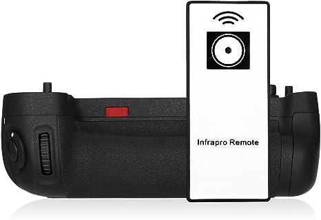 Powerextra MB-D16 agarre Vertical de batería para Nikon D750 ...