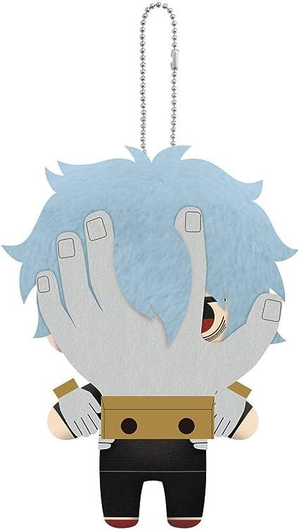 My Hero Academia Shigaraki 6 Inch Plush Dangler Official Little Buddy 1713