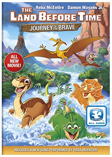The Land Before Time: Journey of the Brave (Set Land Before Dvd Time)