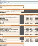 Website Budget Excel Template