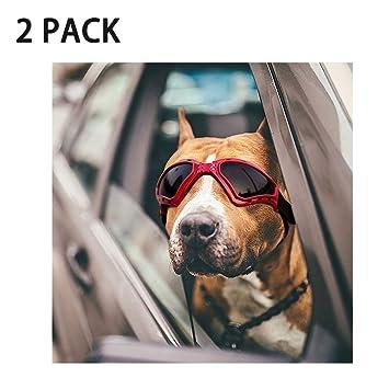 DLDL Gafas para Perros y anteojos para Mascotas Protección ...