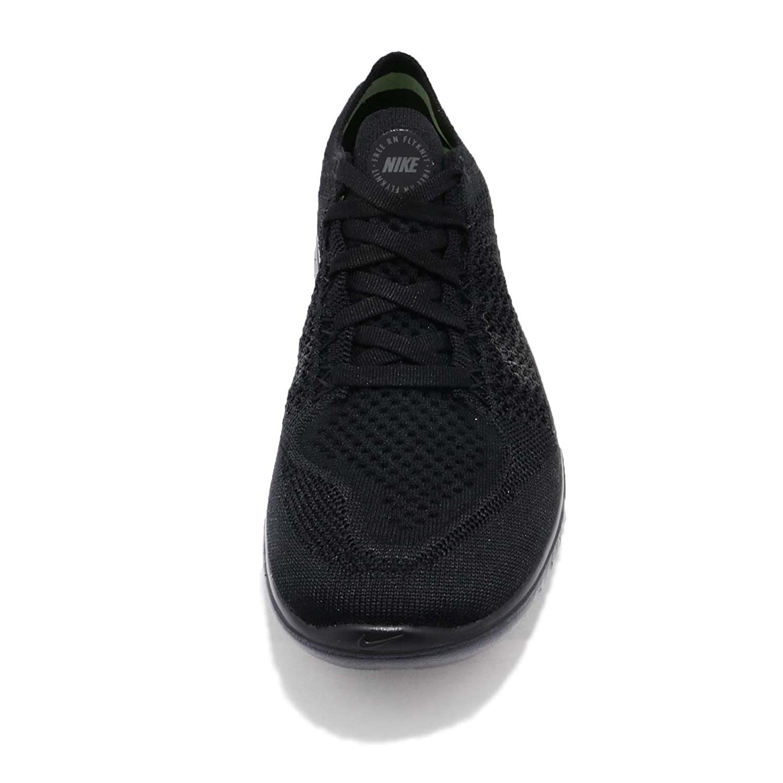 NIKE Women's Free Rn Flyknit 2018 Running Shoe B0021HGLJE 7 B(M) US|Black/Anthracite